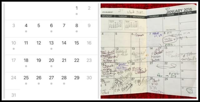 Calendar Collage (1)